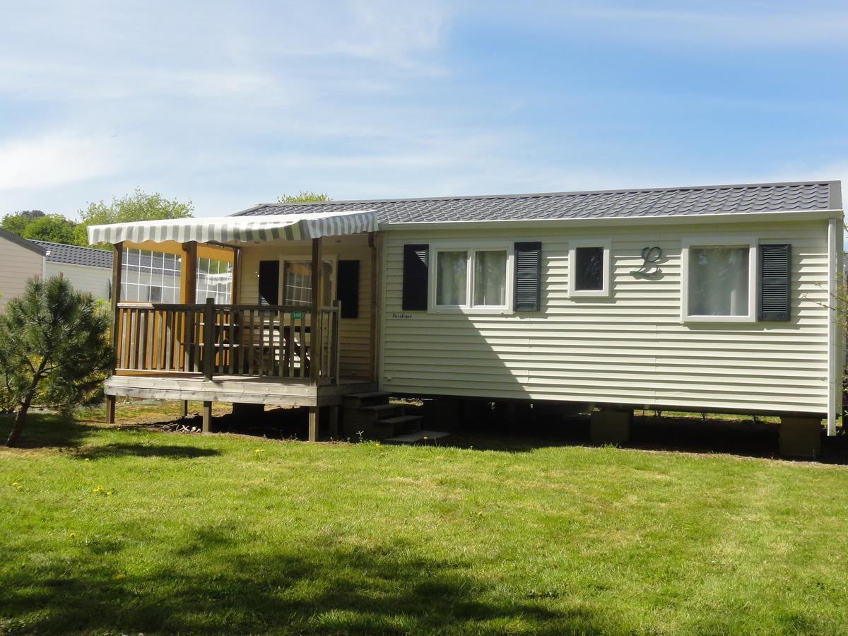 Location - Pacifique 3 Chambres + Tv - Camping du Haras