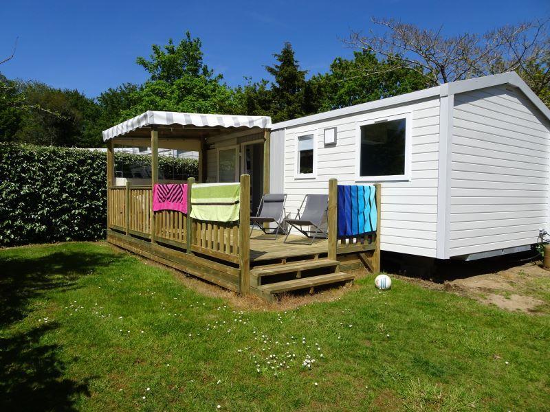 Location - Océane Confort + Tv - Camping du Haras
