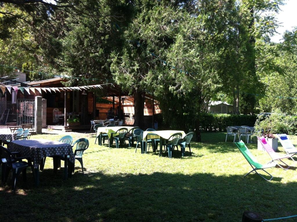 Camping L'orée Des Cévennes
