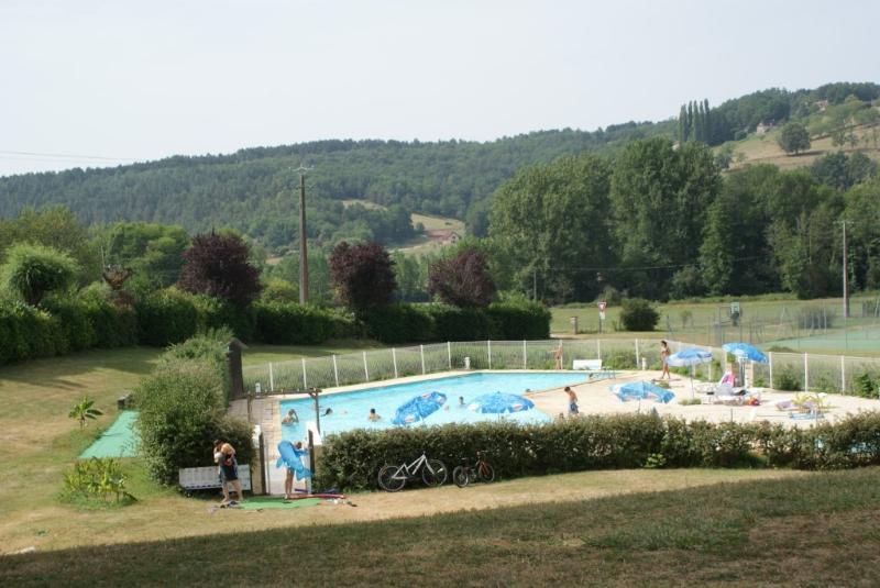 Camping le Lac, Plazac, Dordogne