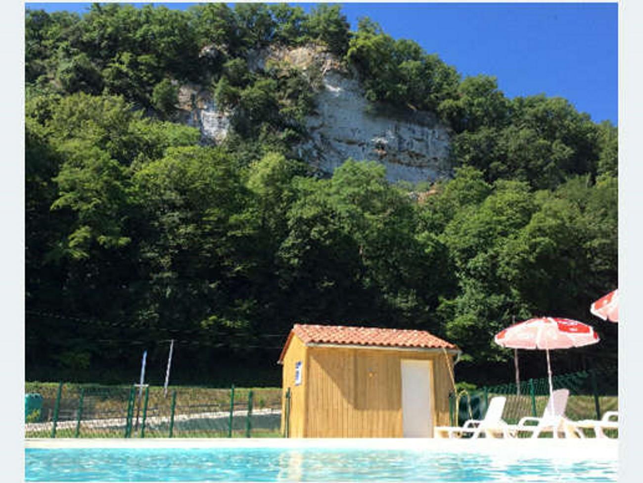 Camping Moulin de Caudon, Domme, Dordogne