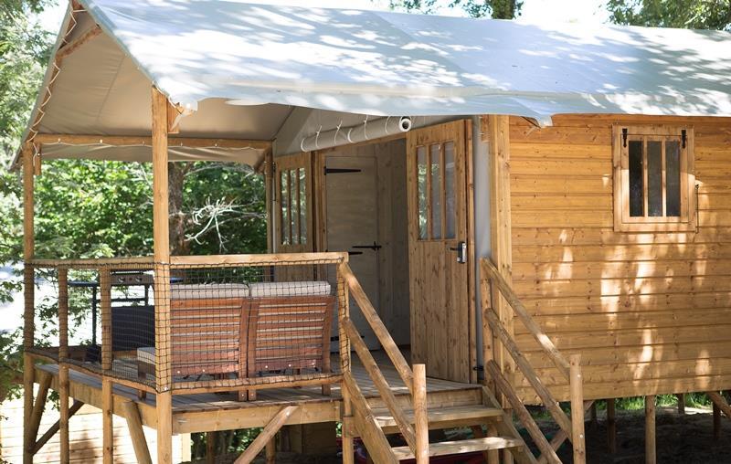 Camping Domaine de Fromengal, Le Buisson-de-Cadouin, Dordogne