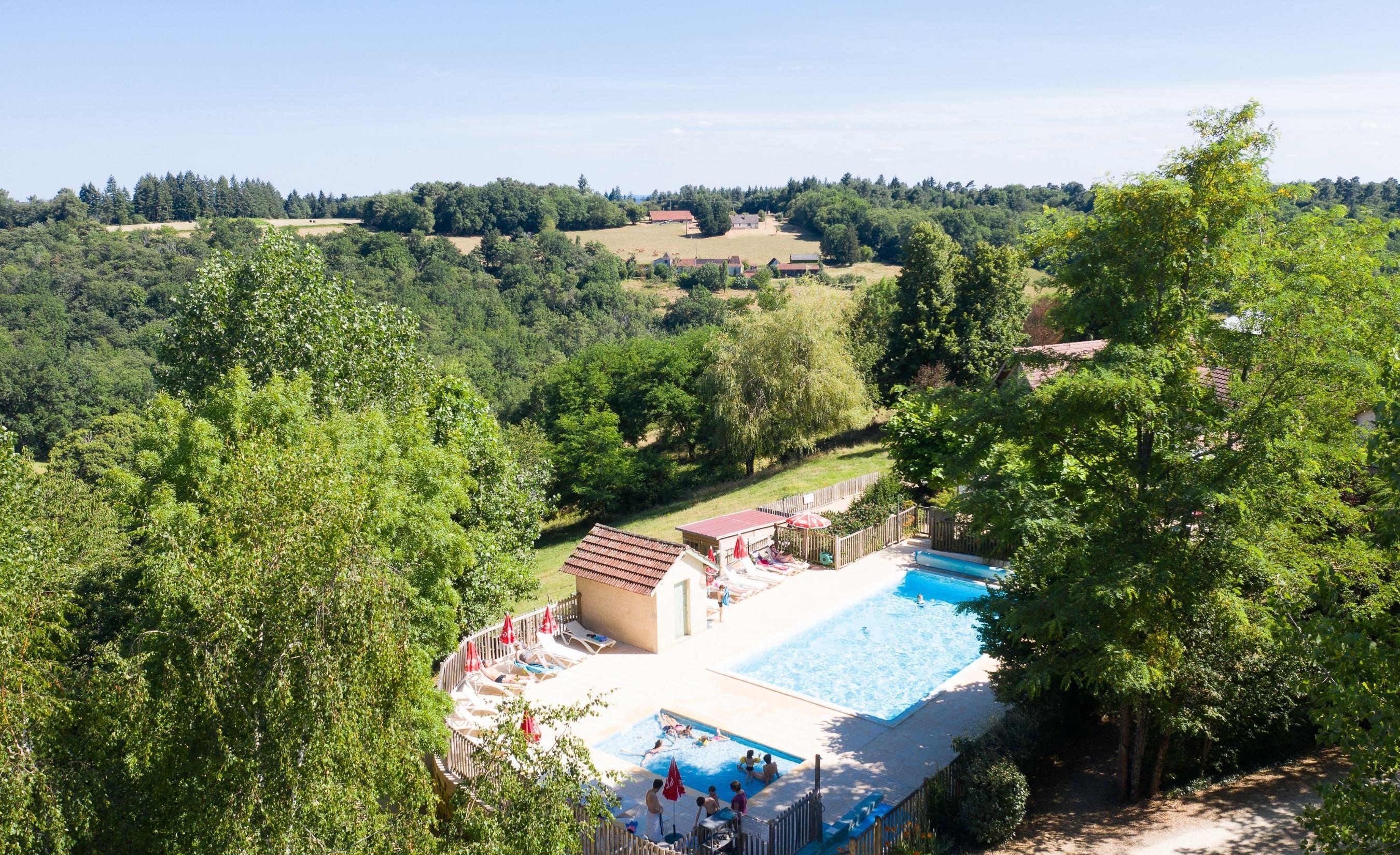 Camping l'Offrerie, Rouffignac-Saint-Cernin-de-Reilhac, Dordogne