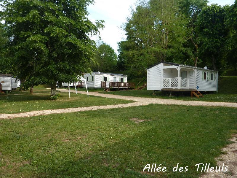 Camping les Jardins de l'Abbaye, Le Buisson-de-Cadouin, Dordogne