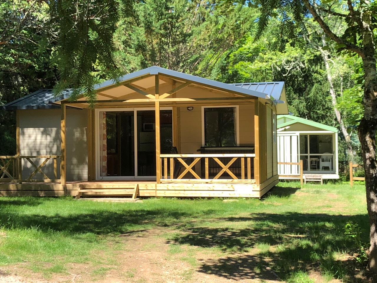 Camping les Pialades, Nabirat, Dordogne