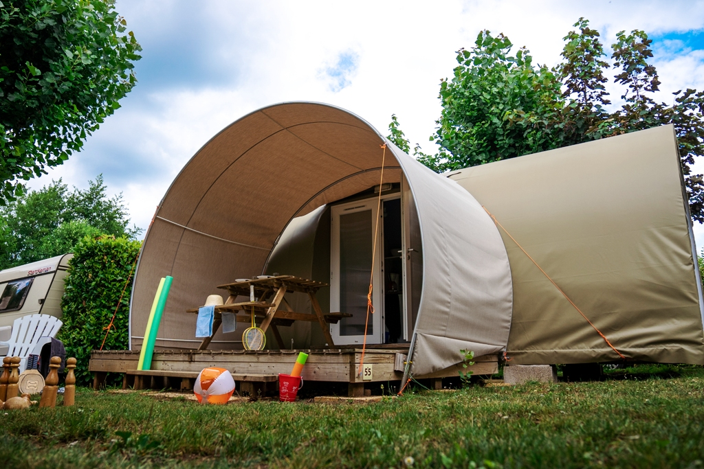 Camping le Pont de Mazerat, Tamnies, Dordogne