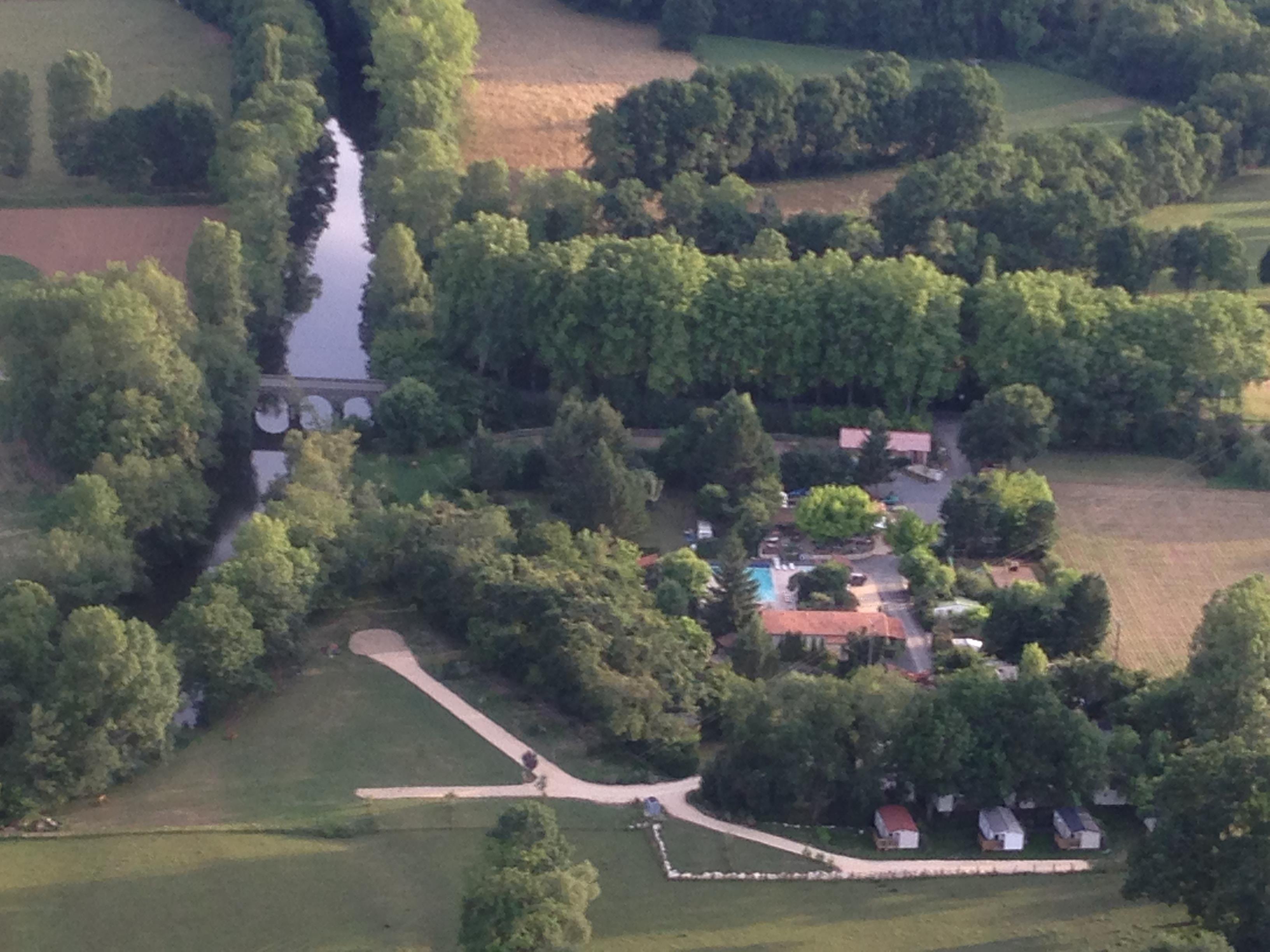 Camping au Fil de l'Eau, Antonne-et-Trigonant, Dordogne