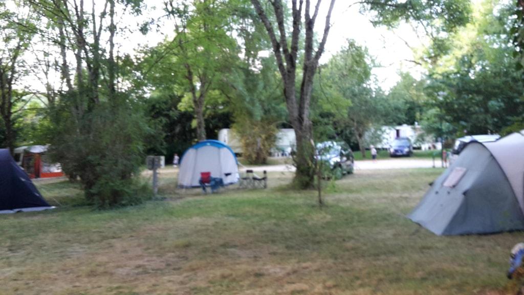 Camping De L'ilot