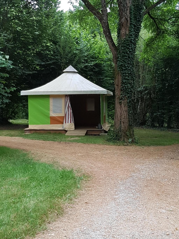 Bungalow Tenda