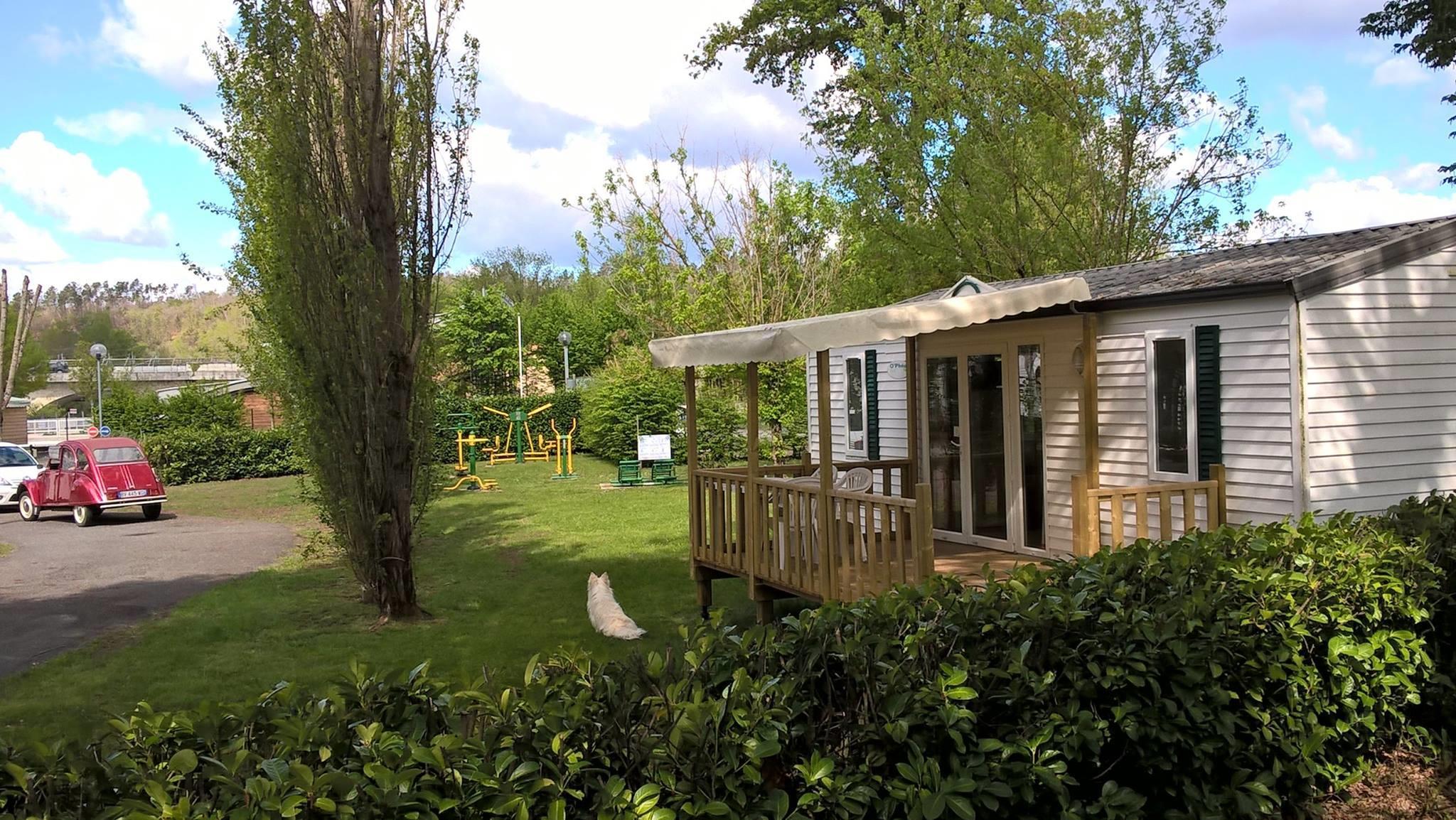 Camping le Plein Air Neuvicois, Neuvic, Dordogne