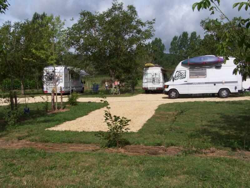 Camping la Ferme de Perdigat, Limeuil, Dordogne