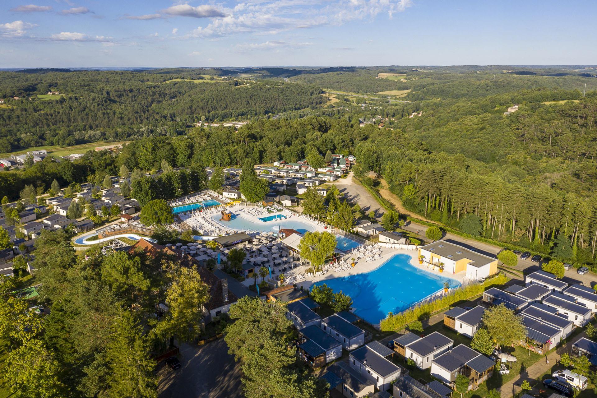 Camping le Grand Dague, Atur, Dordogne