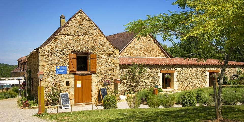 Camping la Linotte, Le Bugue, Dordogne