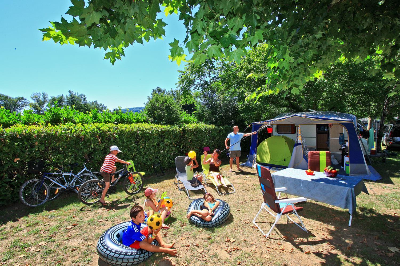 Camping le Plein Air des Bories, Carsac-Aillac, Dordogne
