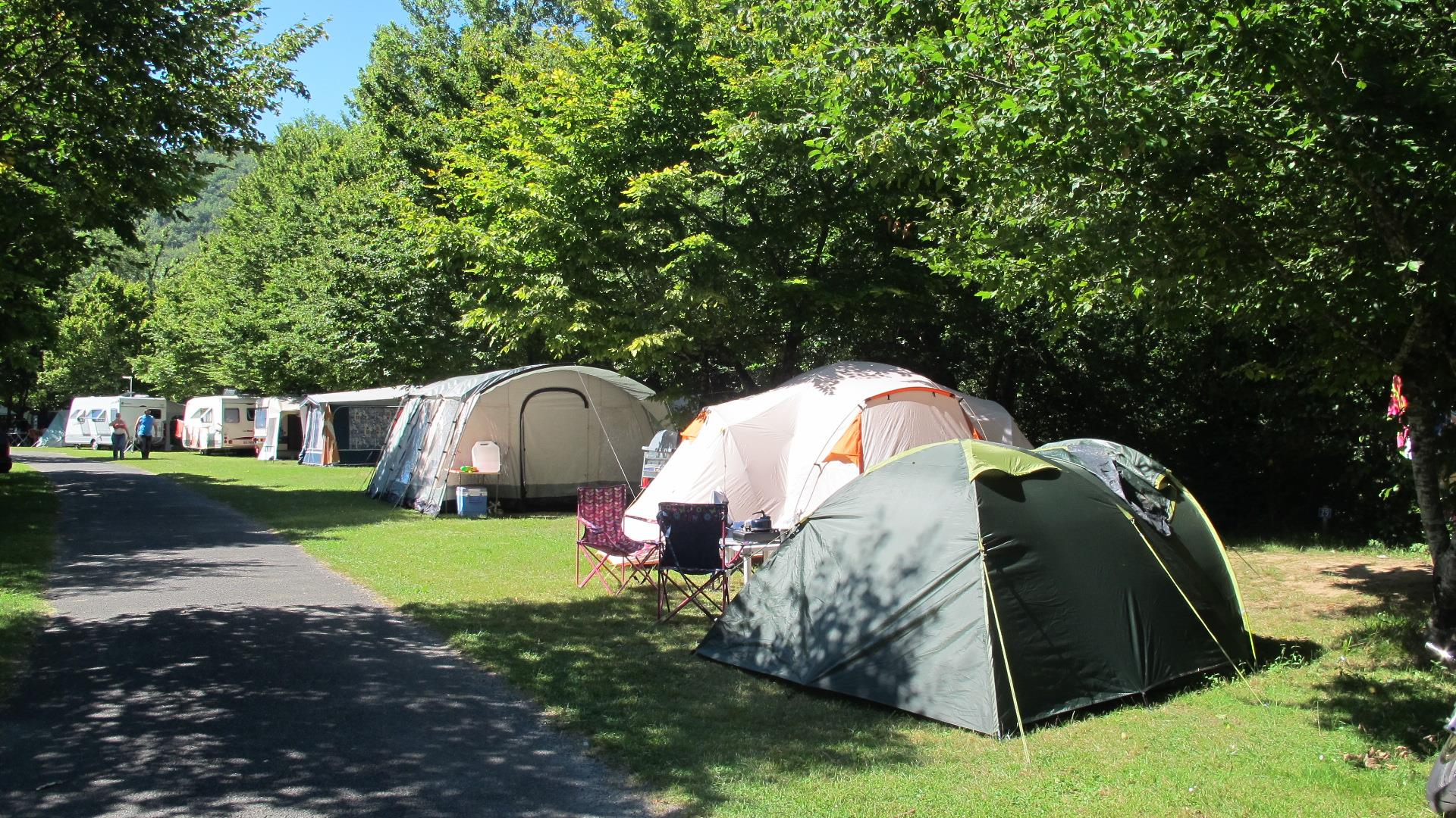 Camping Maisonneuve, Castelnaud-la-Chapelle, Dordogne