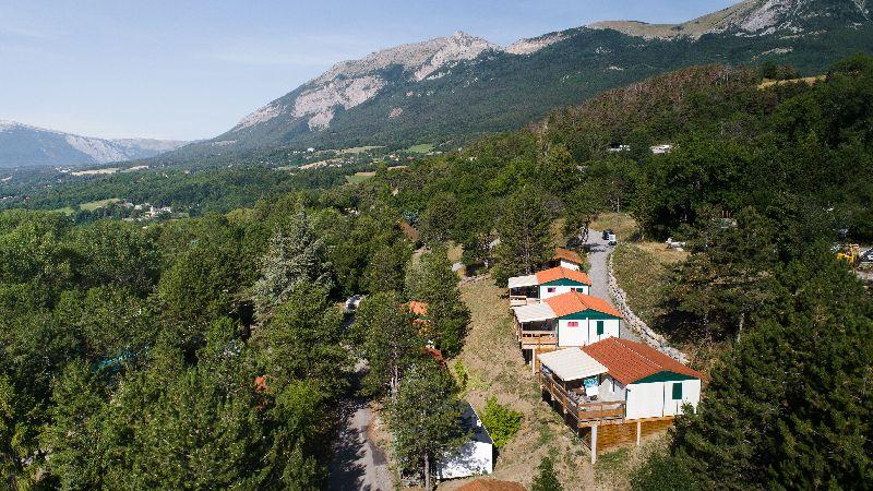 Camping Alpes Dauphiné, Gap, Hautes-Alpes