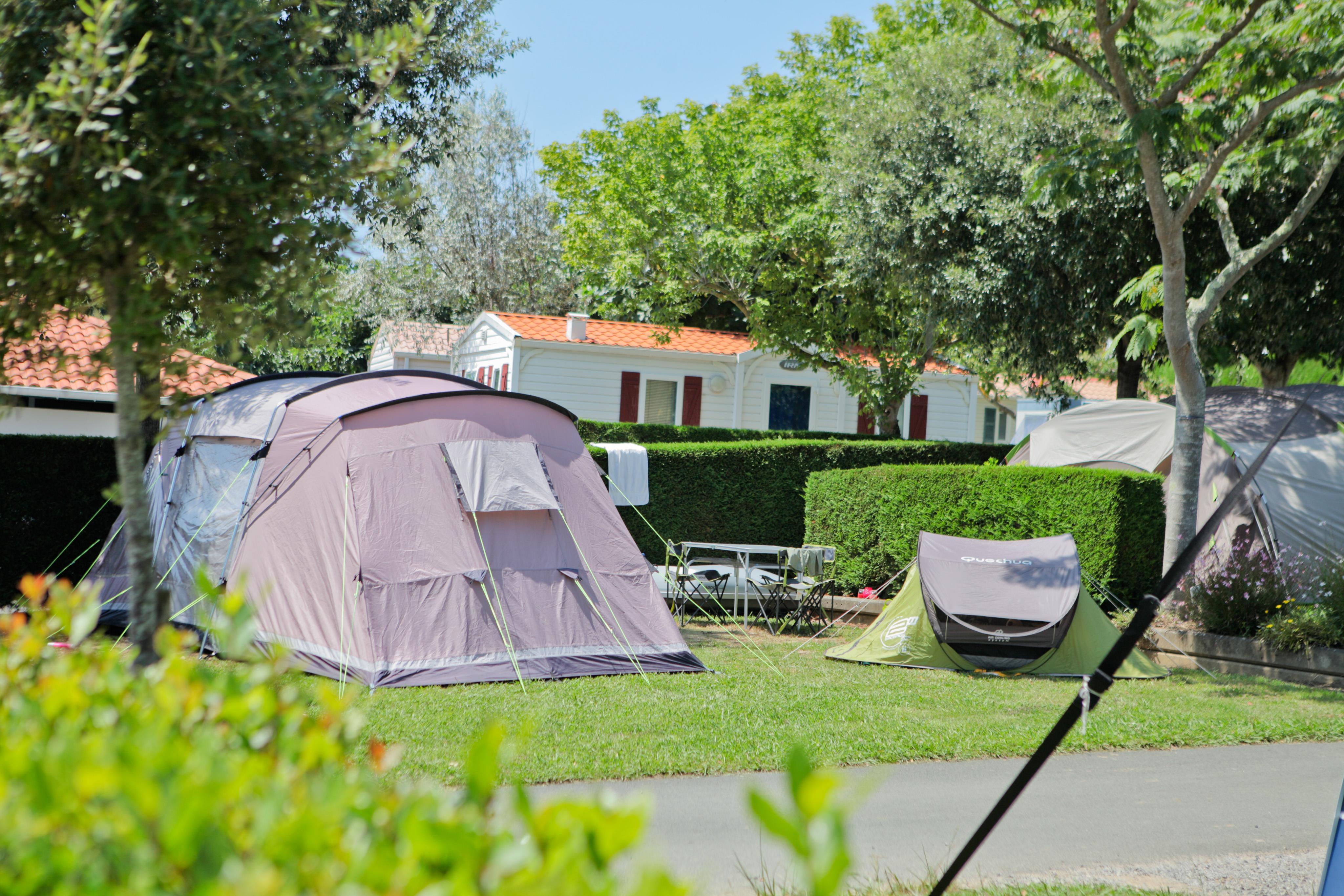 Camping Uronea, Bidart, Pyrénées-Atlantiques