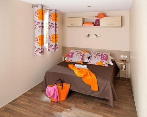 Location - Mobil Home Super Astria - Camping Les Bonnets