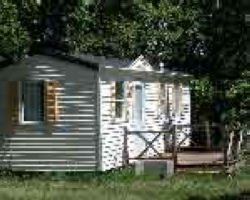 Location - Mobil Home Famille 2 Chambres - Camping Les Bonnets