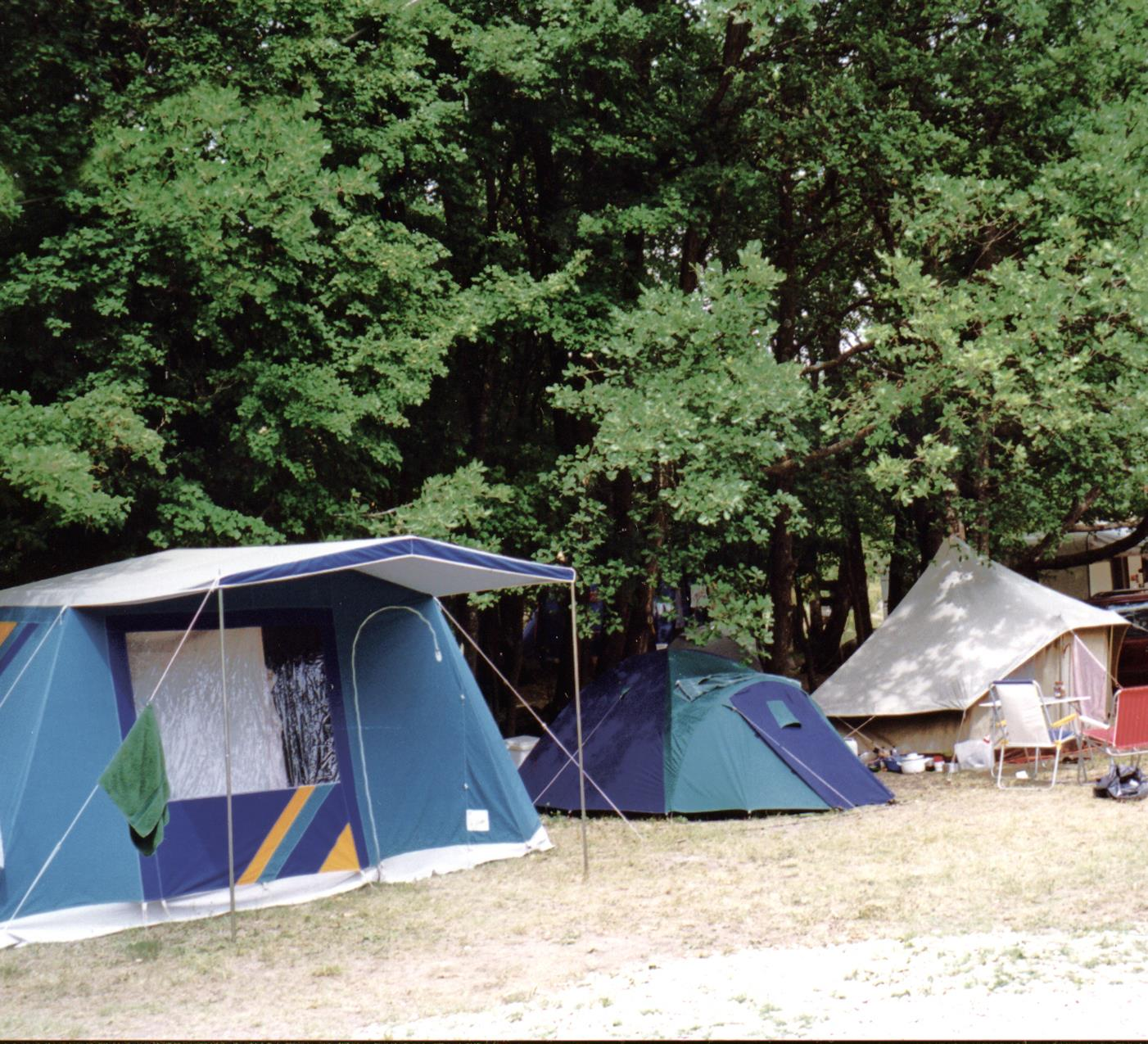 Emplacement - Emplacement Camping - Camping Les Bonnets