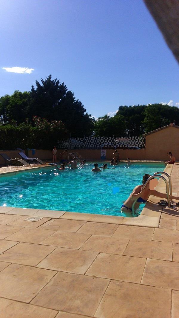 Camping l'Olivier, Massillargues-Attuech, Gard