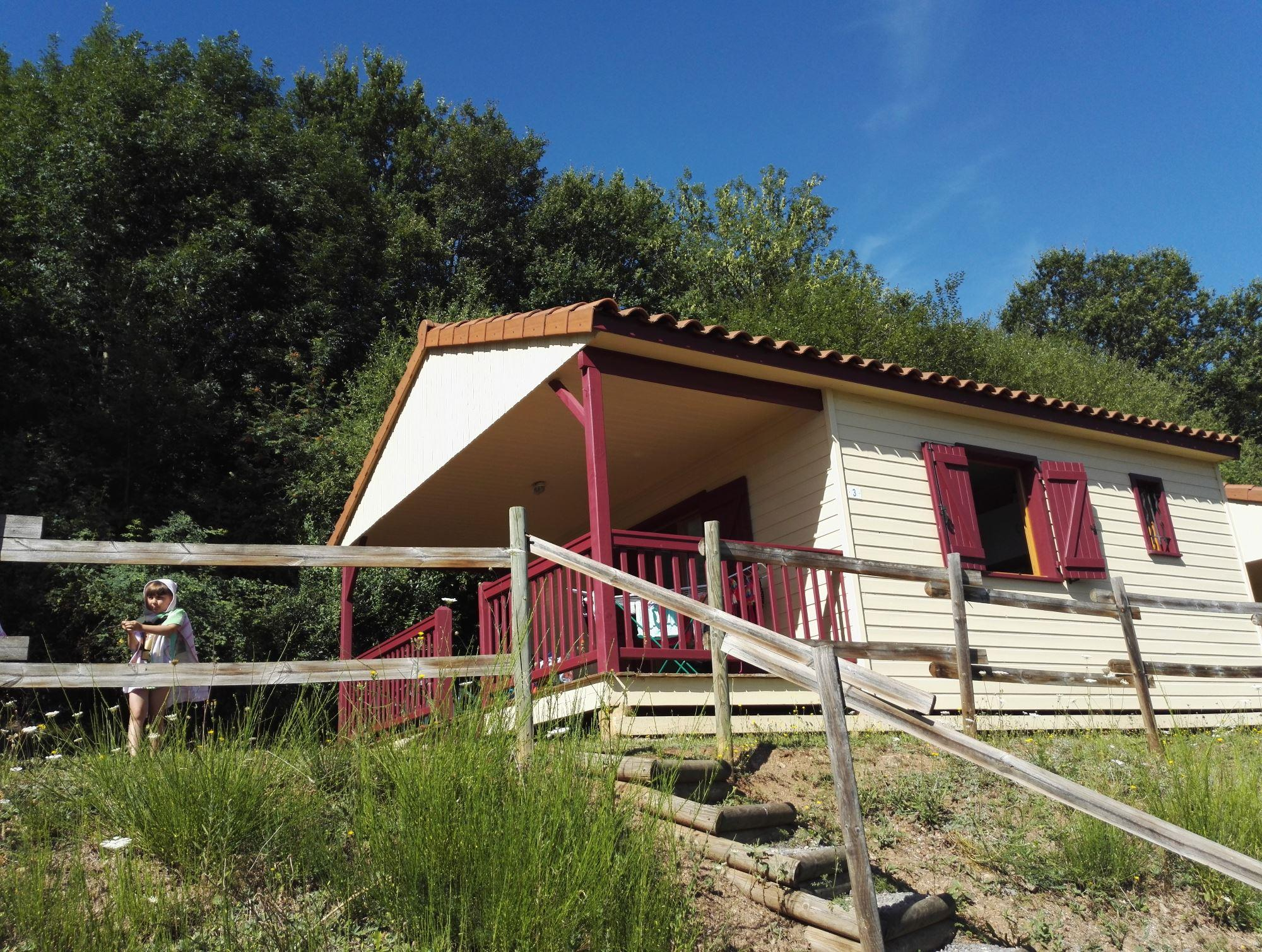 Camping de la Bageasse, Vieille-Brioude, Haute-Loire