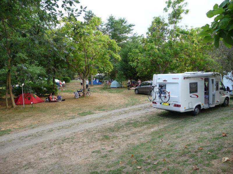 Camping le Castex, Aignan, Gers