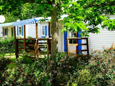 Mobil-home Gamme Evasion 6/8 personnes