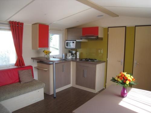 CONFORT 2 chambres 29m² avec terrasse