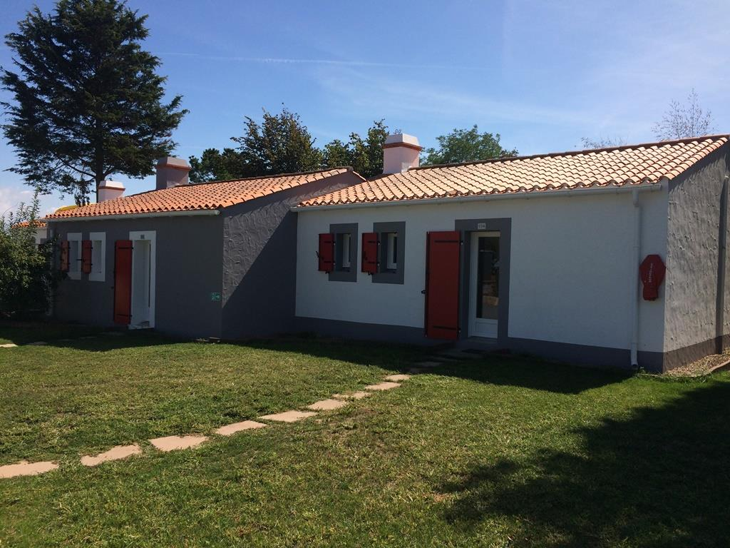 Maison DUNE 2 chambres  46m² avec terrasse