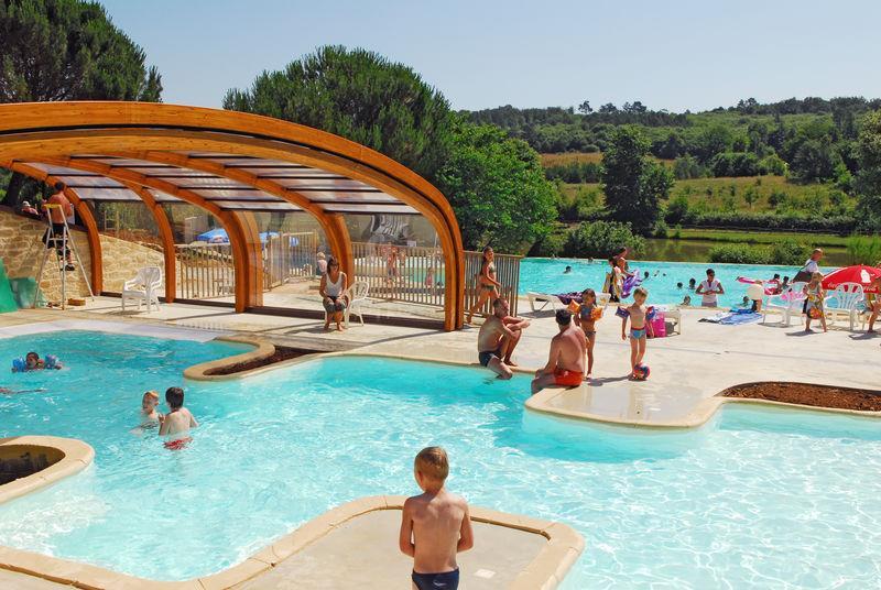 Capfun Camping Moulinal, Biron, Dordogne