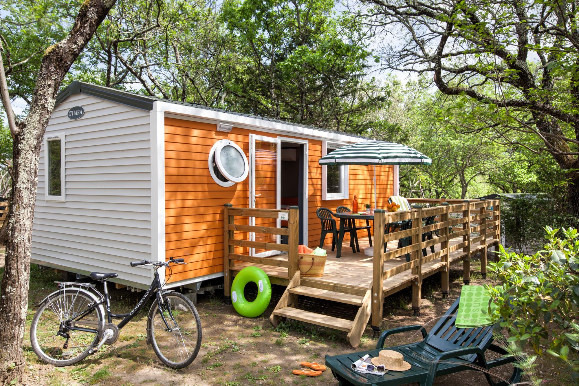 Location - Sunêlia Confort 2 Chambres - Camping Sunêlia Le Ranc Davaine