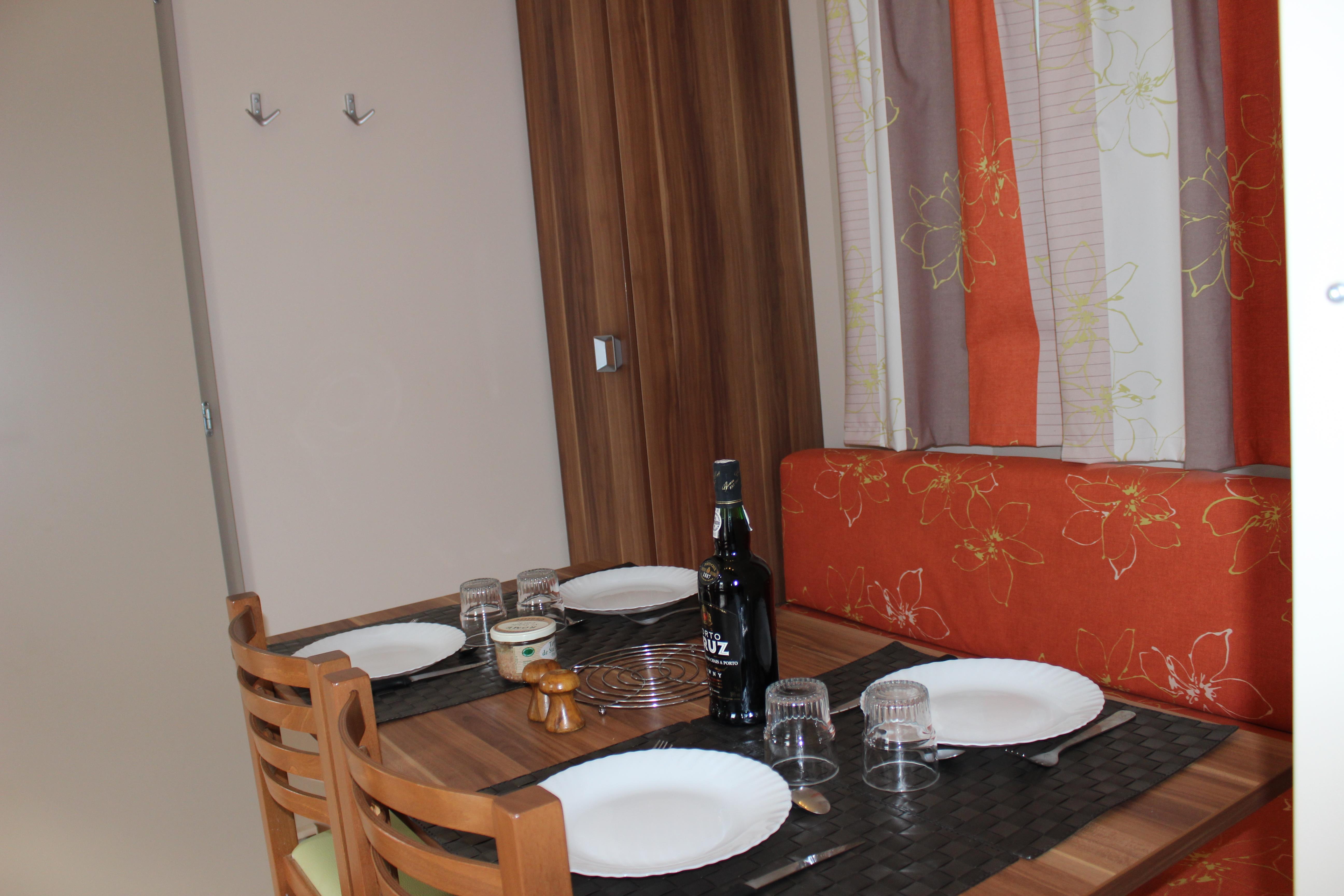 Location - Sunêlia Confort Natura 2 Chambres - Camping Sunêlia Le Ranc Davaine