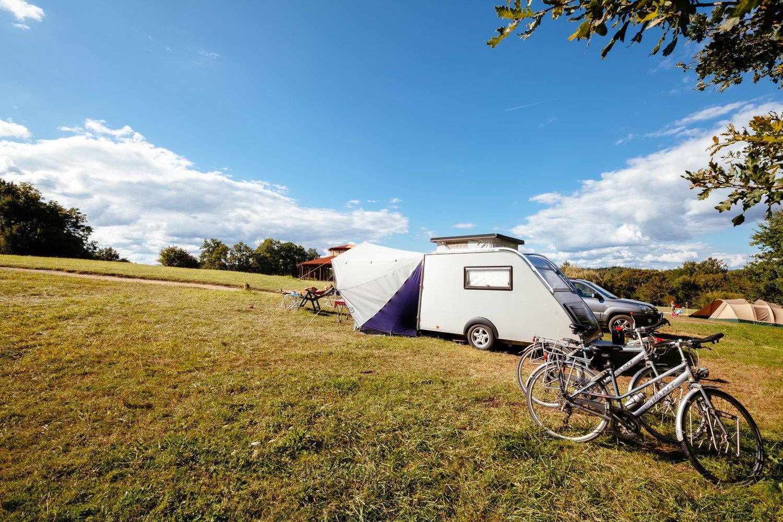Camping Domaine de Corneuil, Mareuil-en-Périgord, Dordogne