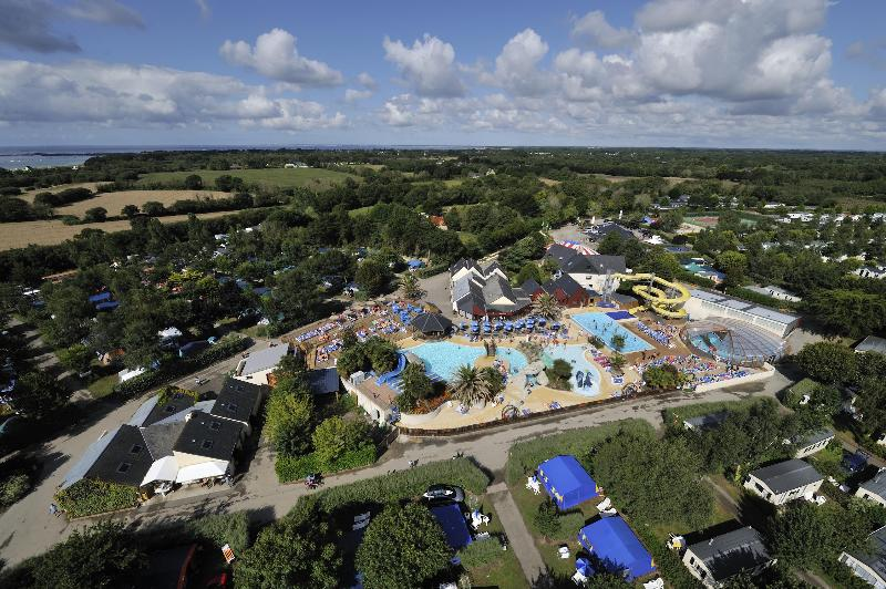 Establishment Camping L'atlantique - Fouesnant