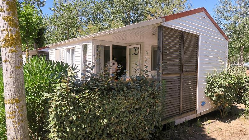 Location - Grand Confort Cottage Floride Climatise - Camping Fouguières