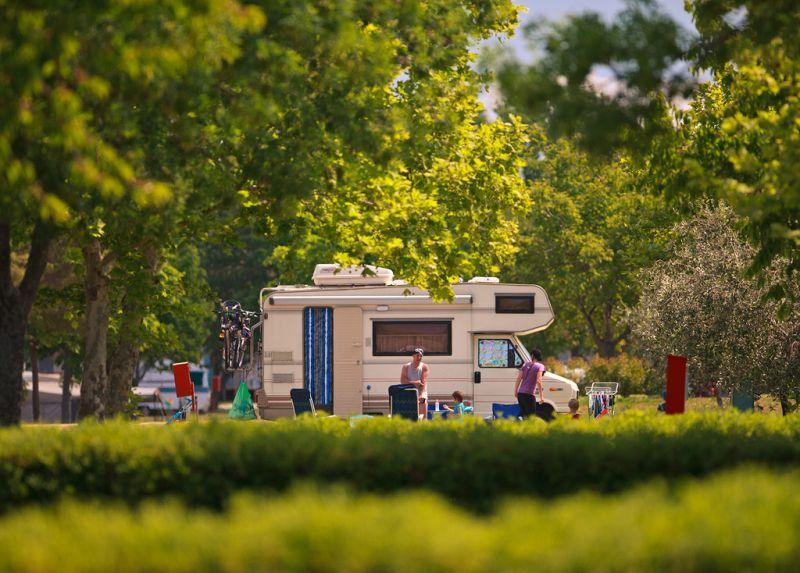 Emplacement - Economy Pitch 50-60 M² - Camping Park Umag