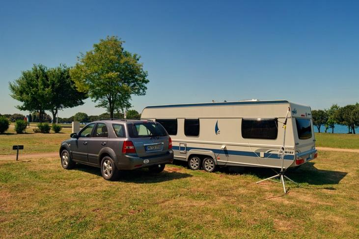 Emplacement - Classic Pitch 80M² - Camping Park Umag