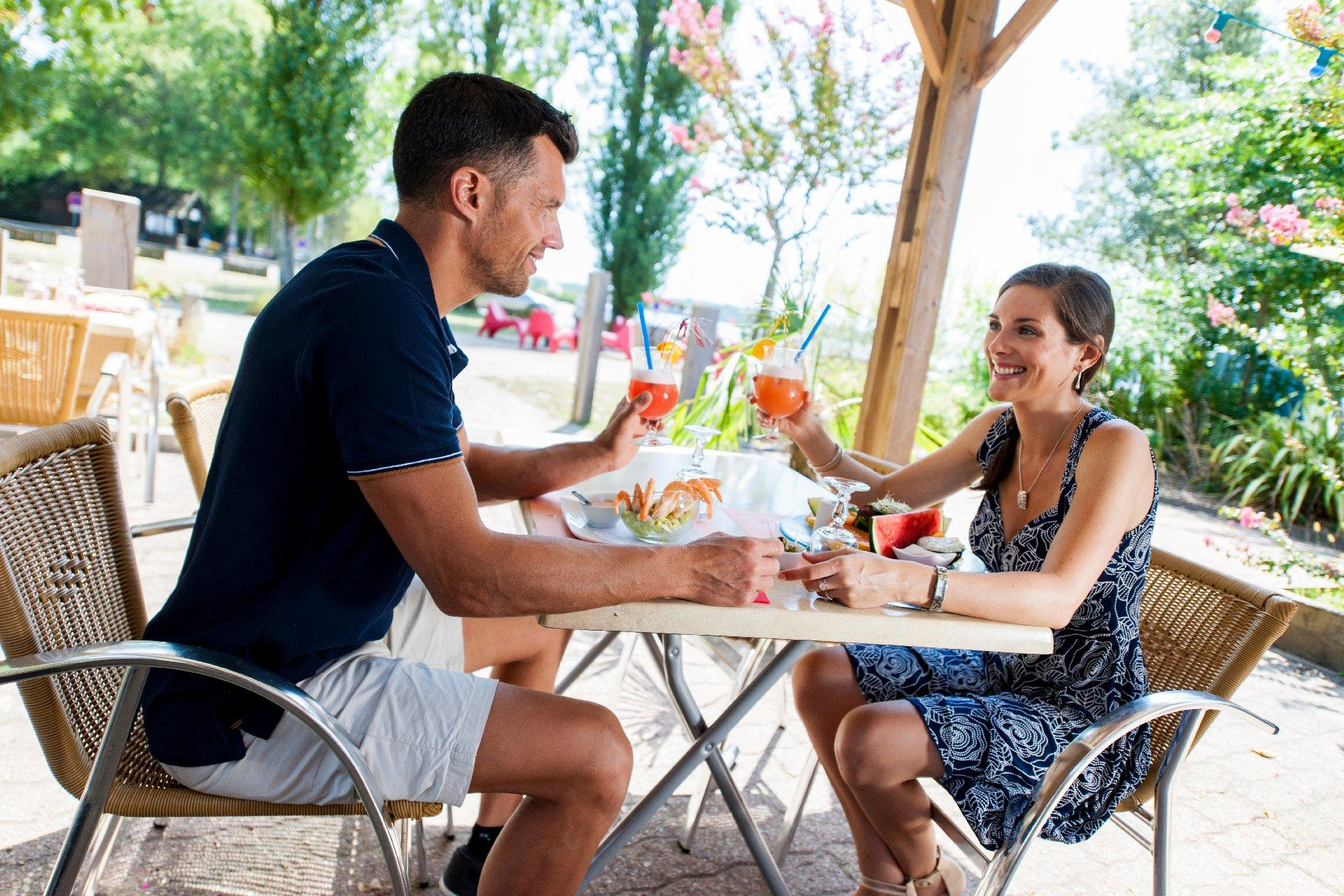 Services Camping Sandaya Le Col Vert - Vielle Saint Girons