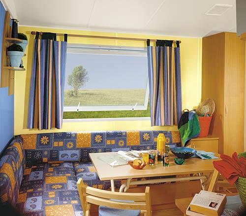 Location - Cottage Goyave *** 2 Chambres + 1 Salle De Bain / 25 M² - Yelloh! Village Les Tropiques