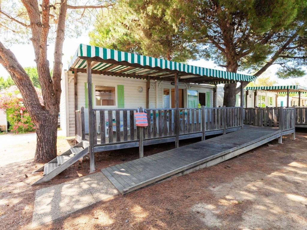 Location - Cottage Pmr *** 2 Chambres + 1 Salle De Bain / 25 M² - Yelloh! Village Les Tropiques