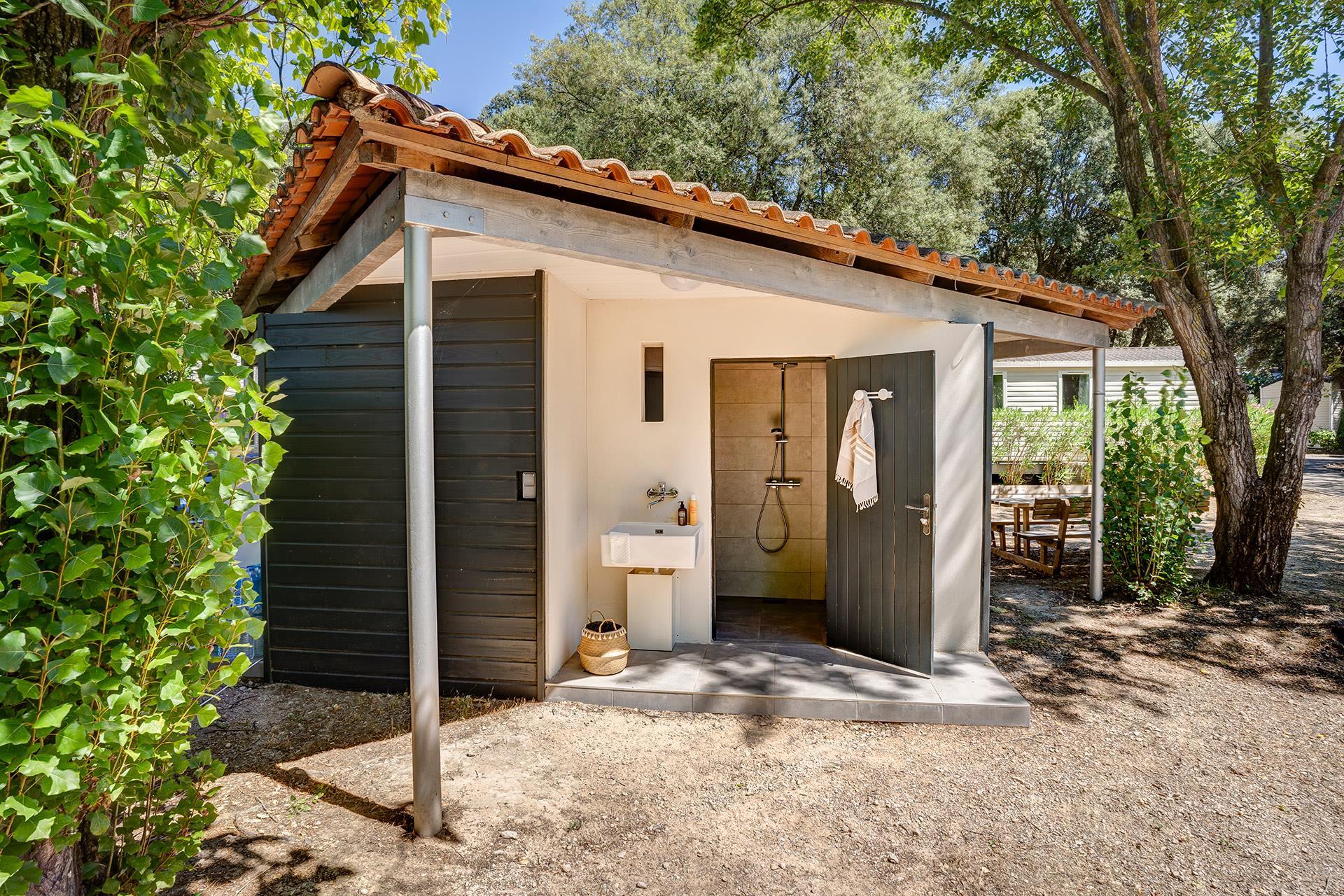 Emplacement - Emplacement Premium - Camping Sandaya Plein Air des Chênes