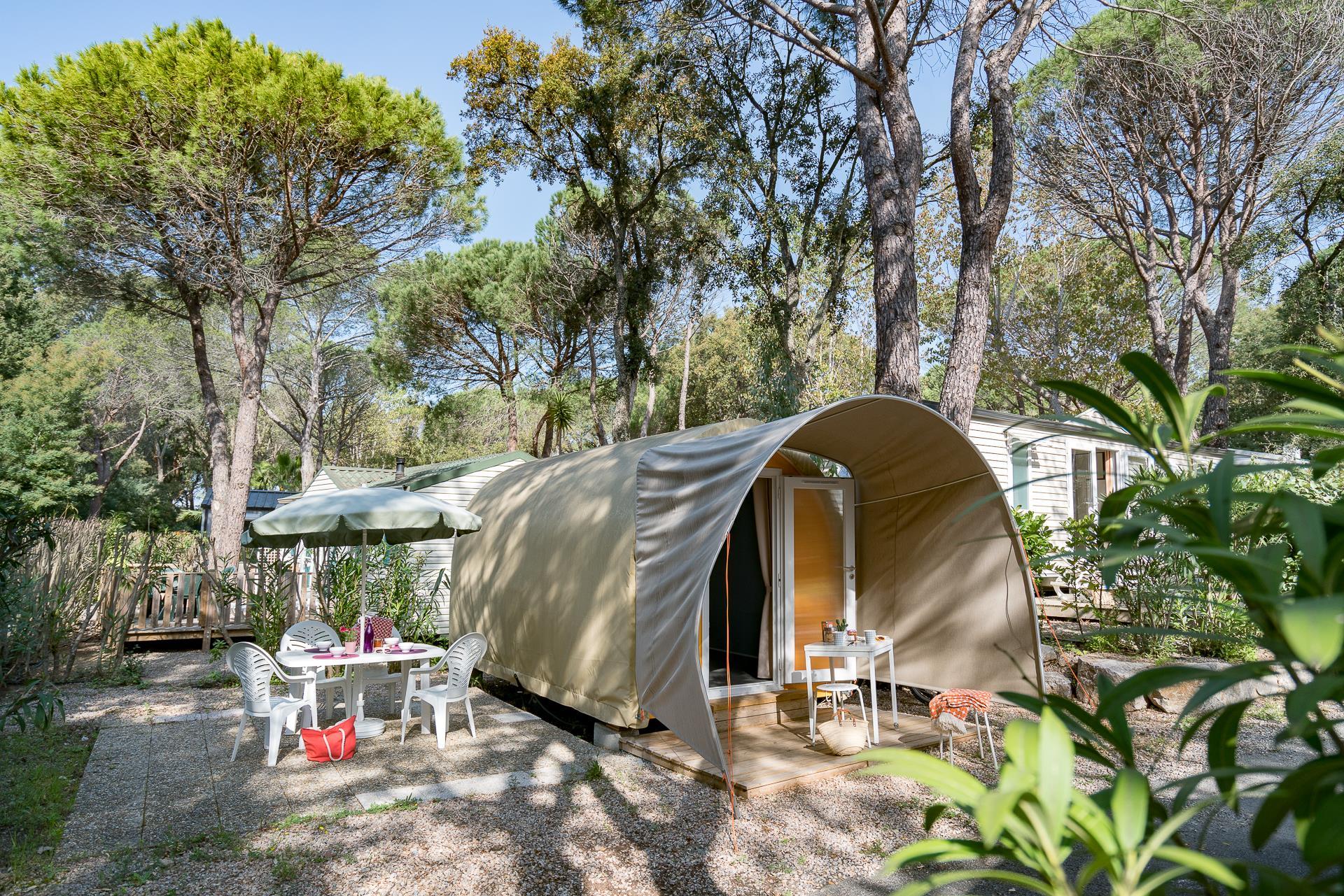 Location - Coco Sweet 1 Chambre * - Camping Sandaya Douce Quiétude