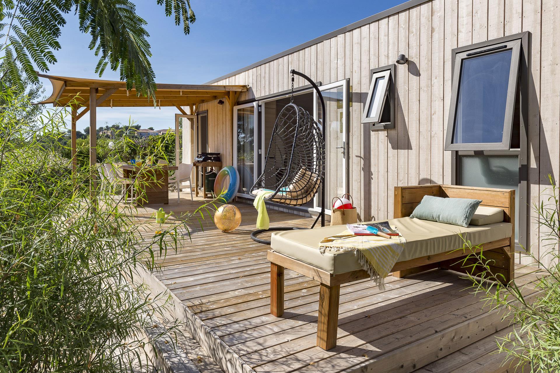 Cottage 3 chambres climatisé Premium