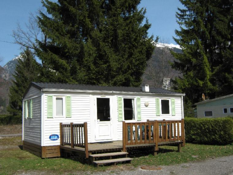 Location - Mobil Home Dahu - Camping Le Giffre
