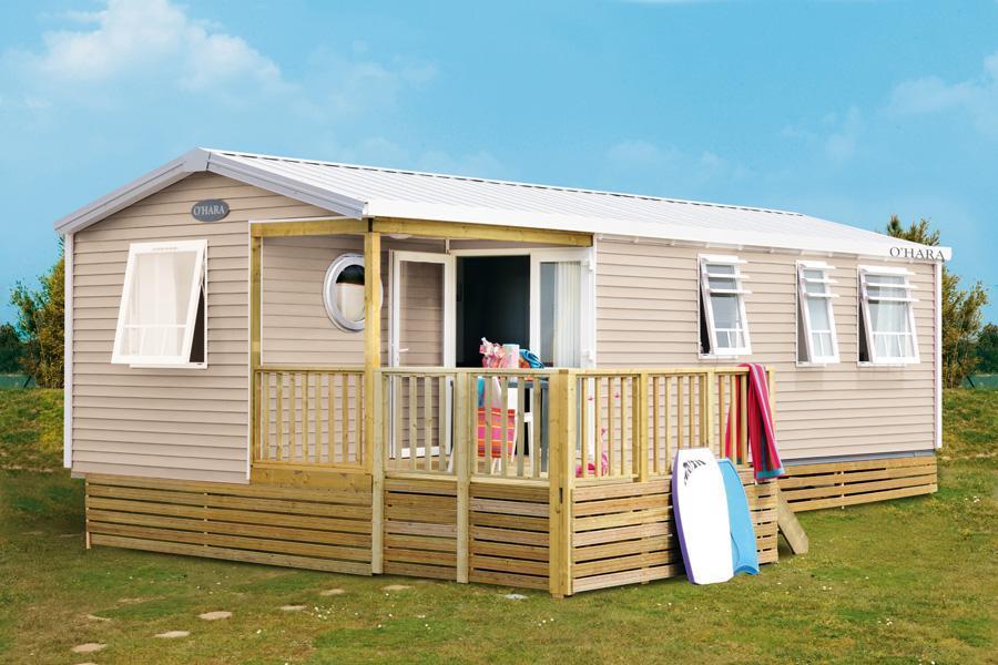 Location - Sunêlia Confort Espace 37 À 40M² (3 Chambres) - Sunêlia Camping Les 3 Vallées