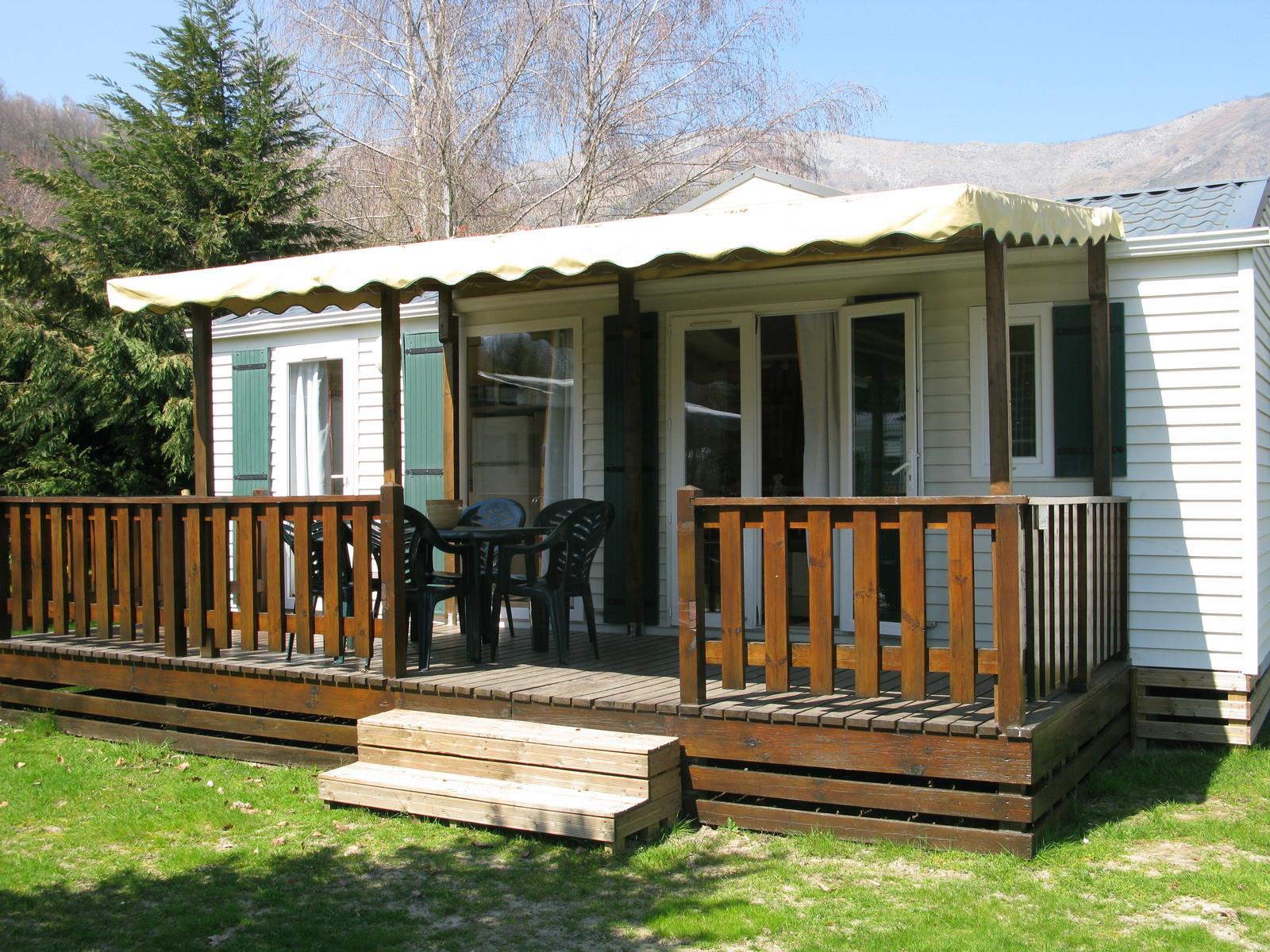 Location - Sunêlia Confort Plus 31M² (2 Chambres) - Sunêlia Camping Les 3 Vallées