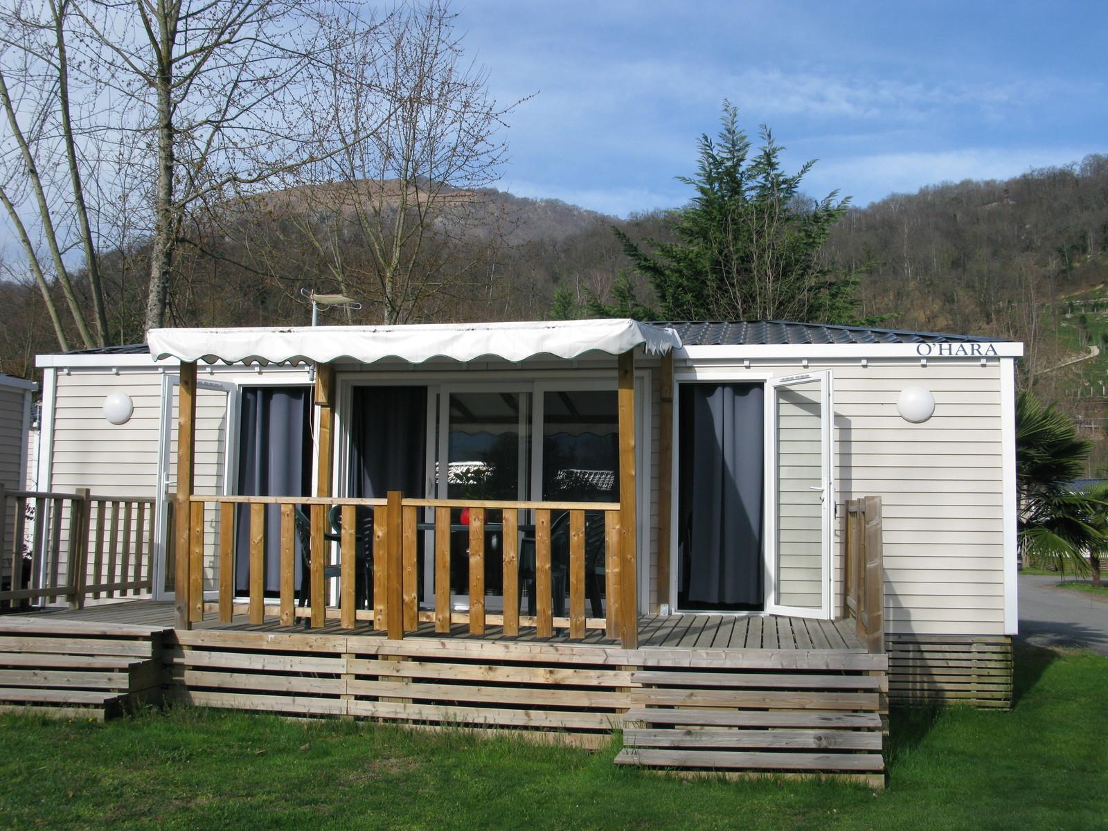 Location - Sunêlia Prestige Confort Plus 32M² (2 Chambres 2 Salles De Bain) - Sunêlia Camping Les 3 Vallées