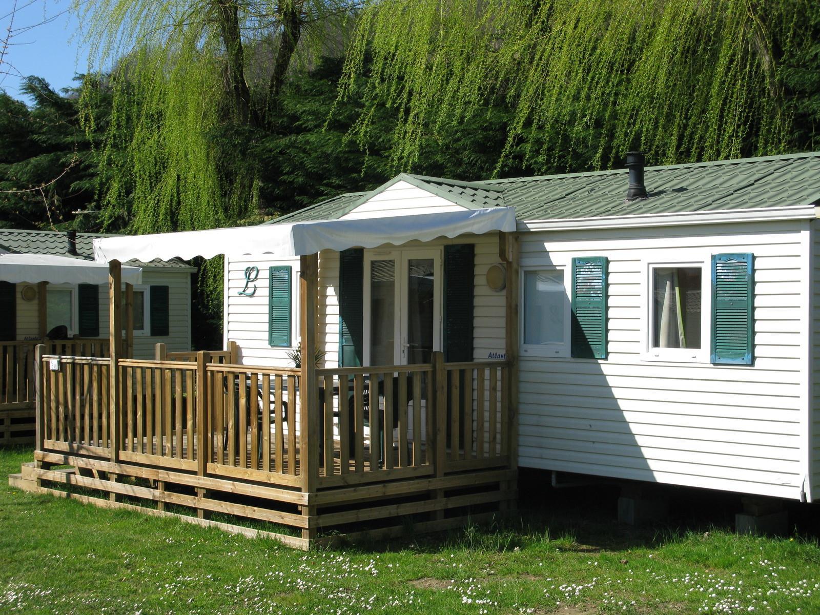 Location - Cottage Confort 26M² (2 Chambres) - Sunêlia Camping Les 3 Vallées