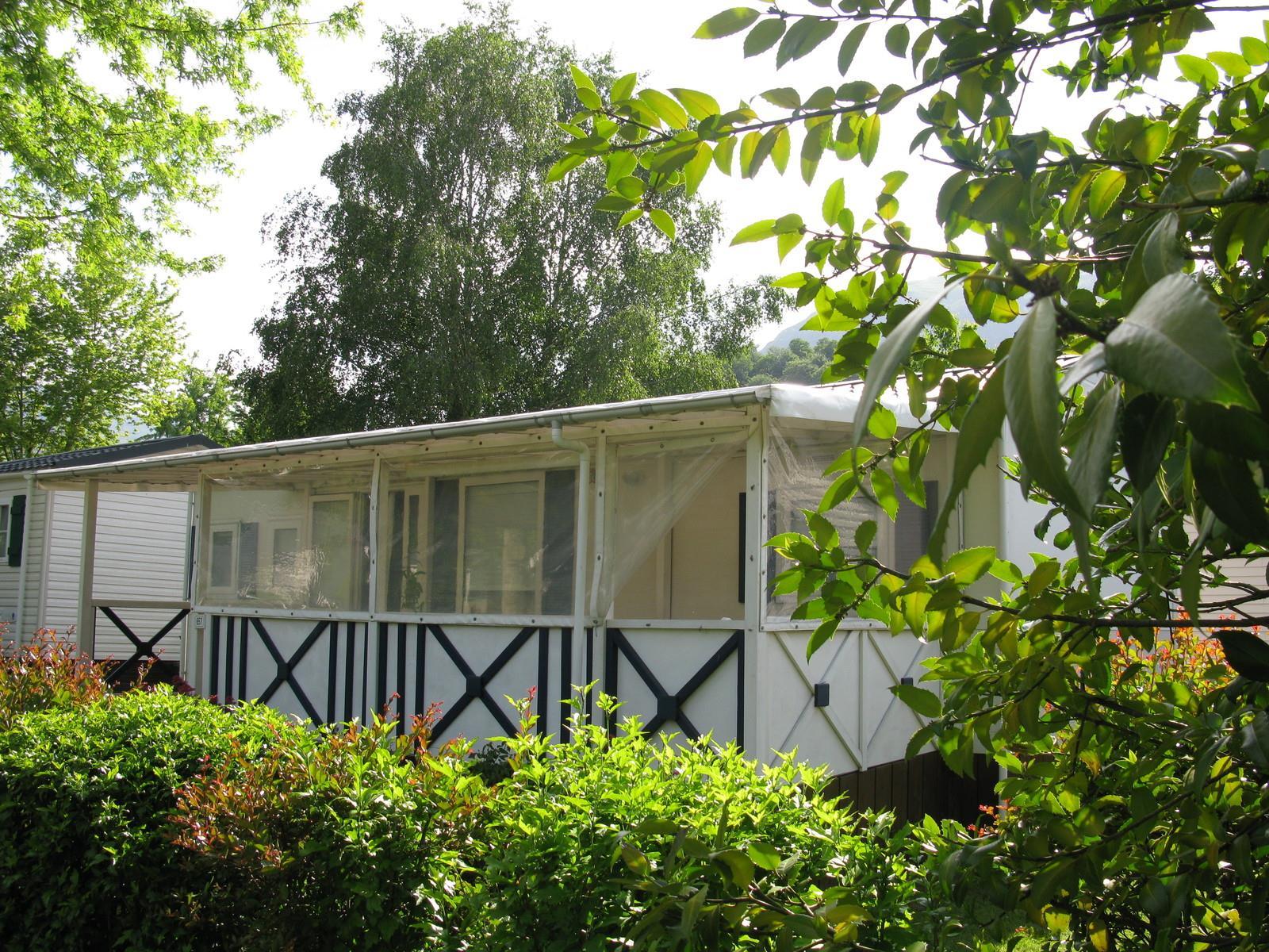 Location - Mobil-Home Loisirs Confort Espace 35/40M² (3 Chambres) - Sunêlia Camping Les 3 Vallées